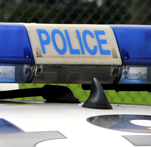 Appeal for witnesses after plant pot is thrown through porch window in Malmesbury