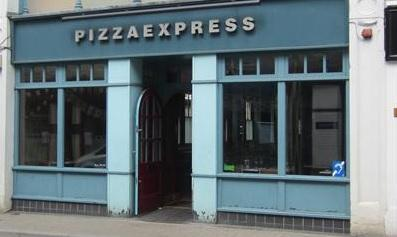 Woman Collapses While Dining Out At Pizza Express In