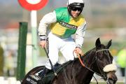 Leighton Aspell on board Many Clouds after the race. (Photo: Mike Egerton/PA Wire)