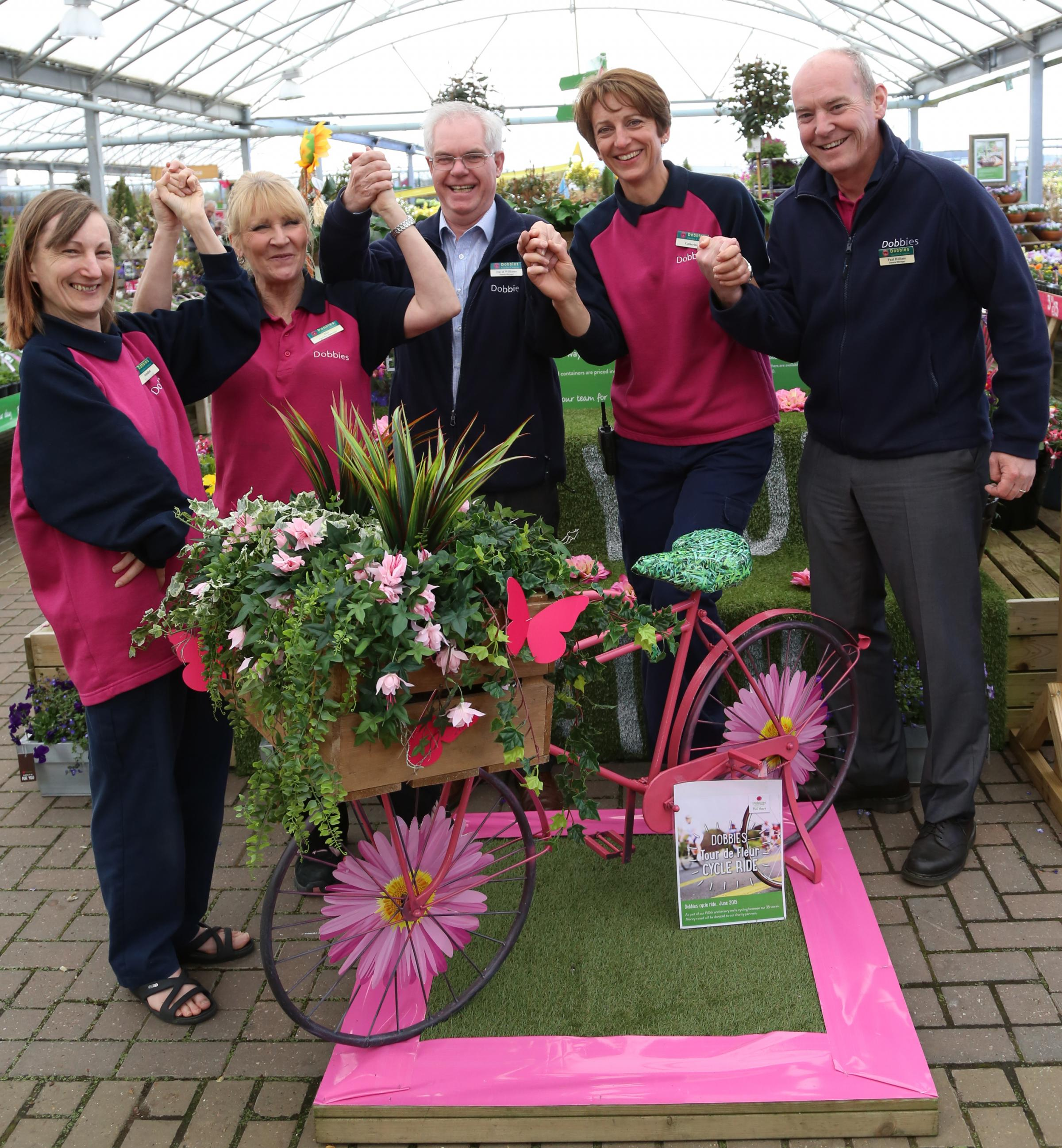 Dobbies Garden Centre In Cirencester Will Celebrate 150th Year In
