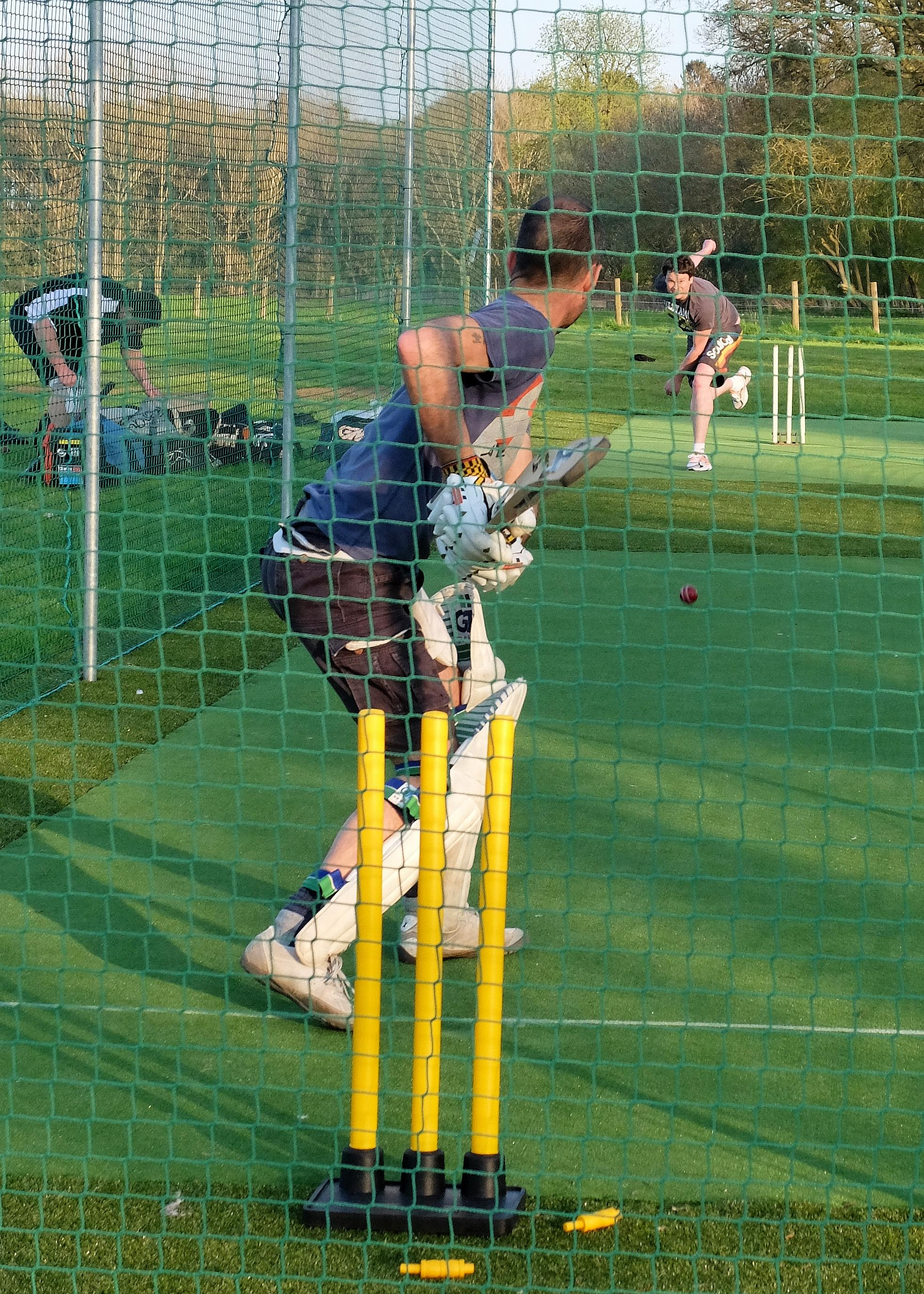 Sherston Magna Cricket Club to unveil new £23,000 training area next month