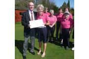 Mary Griffiths and the successful ladies of Westonbirt Golf Club