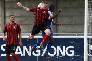 FOOTBALL: Josh Parsons clinches last-day winner for Cirencester Town