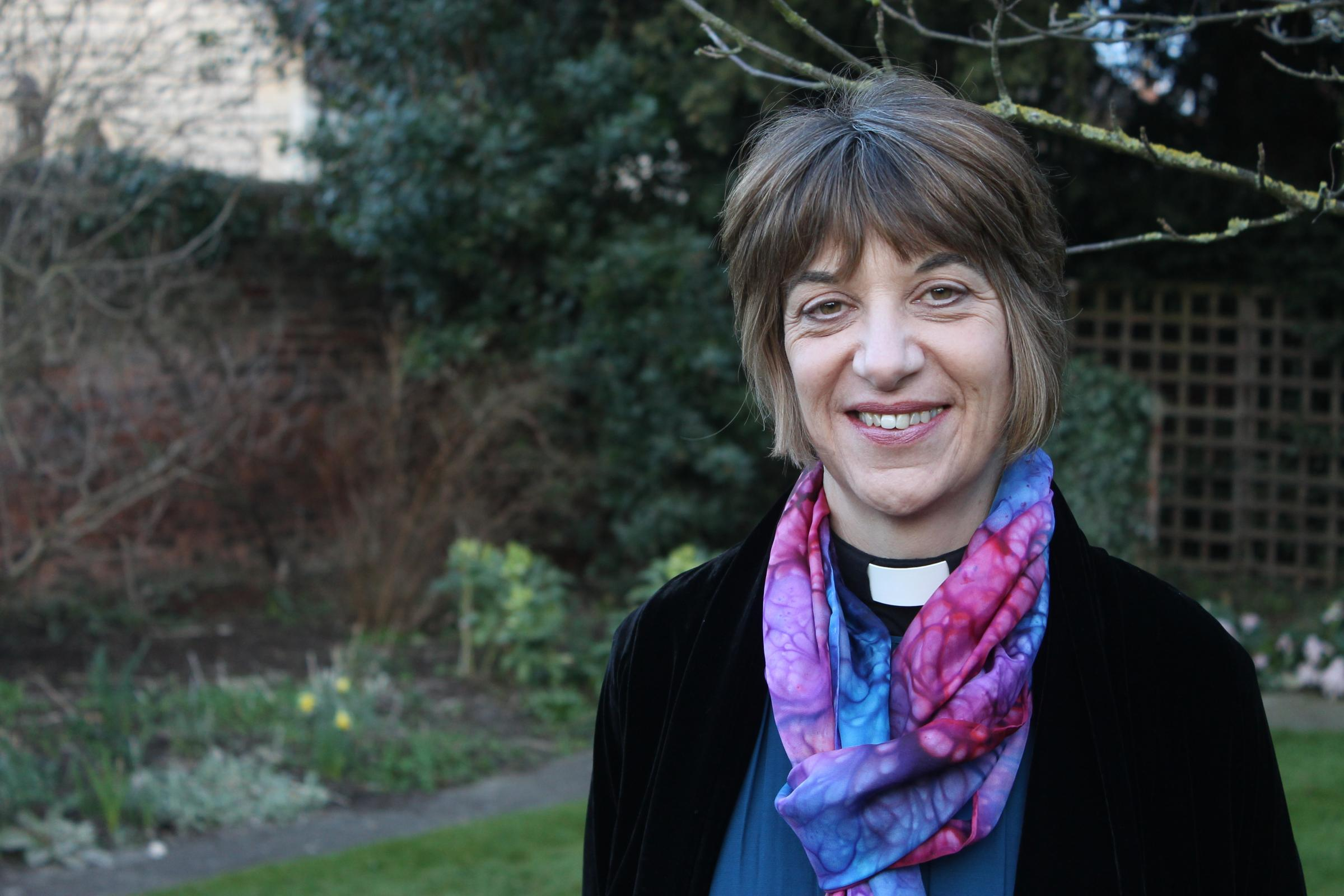 Rachel Treweek will become the first woman in the Church of England to be consecrated as a diocesan bishop when she officially takes the helm in Gloucestershire on Wednesday