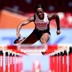 Wilts and Gloucestershire Standard: Tiffany Porter qualified with ease for the 100m hurdles final