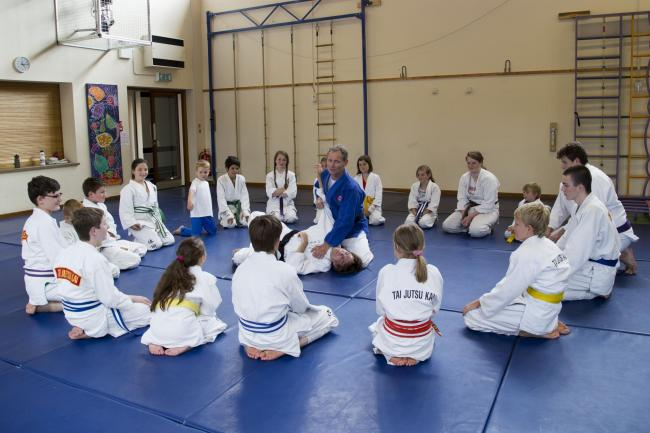 Cotswold youngsters given first chance to try out self-defence programme which is supported by the Anti-Bullying Alliance