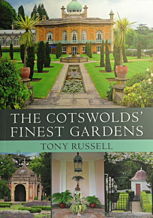 BOOK REVIEW: The Cotswolds' Finest Gardens by Tony Russell