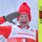 Wilts and Gloucestershire Standard: The Jump's celebrities are not practising enough, according to Eddie the Eagle