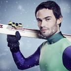 Wilts and Gloucestershire Standard: The Jump loses FOURTH contestant to injury as Mark-Francis Vandelli fractures ankle