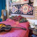 Wilts and Gloucestershire Standard: Take a peek inside Jimi Hendrix's London home, restored to its sixties glory