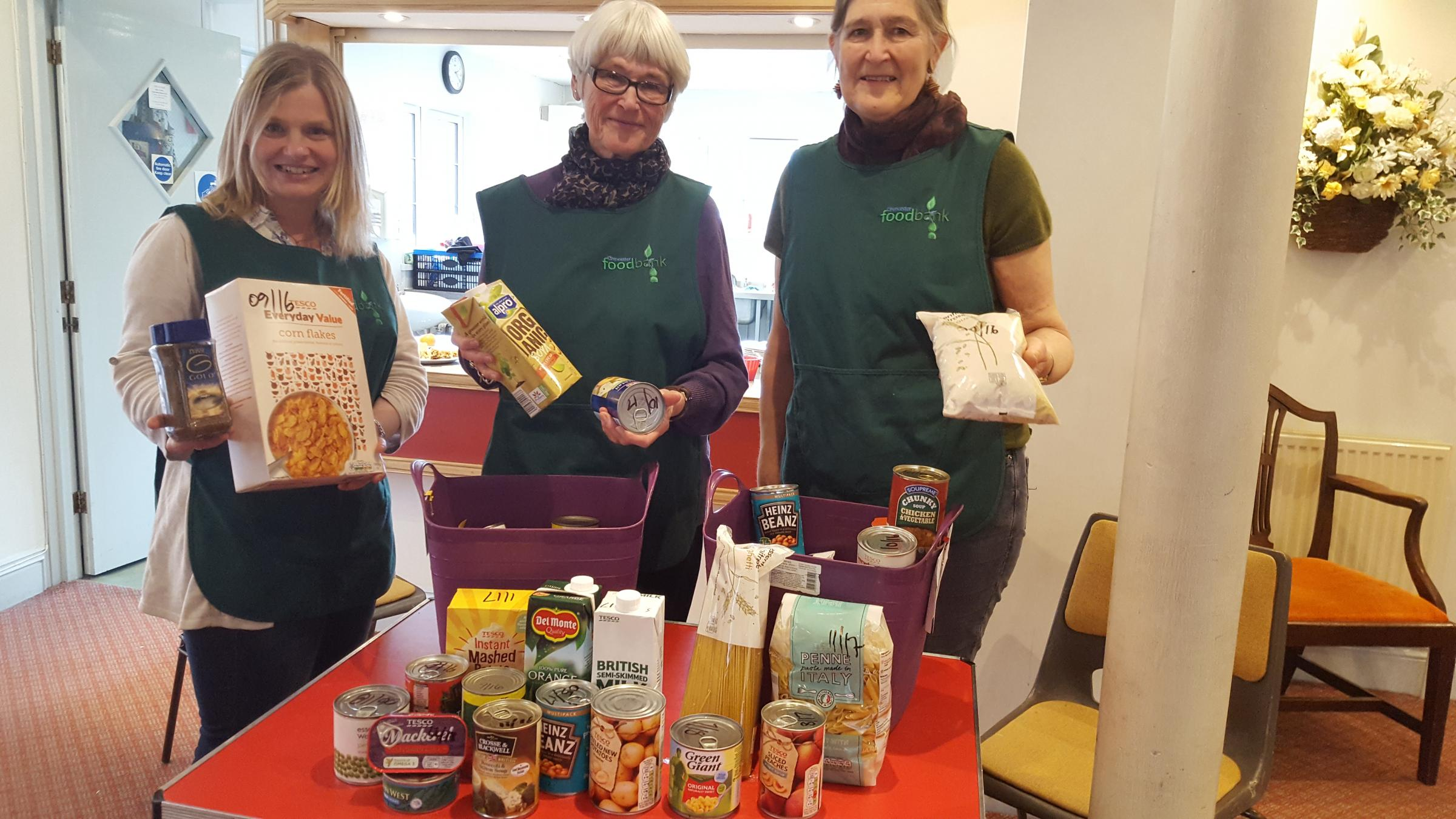 New Foodbank To Open In Tetbury Due To Increasing Need