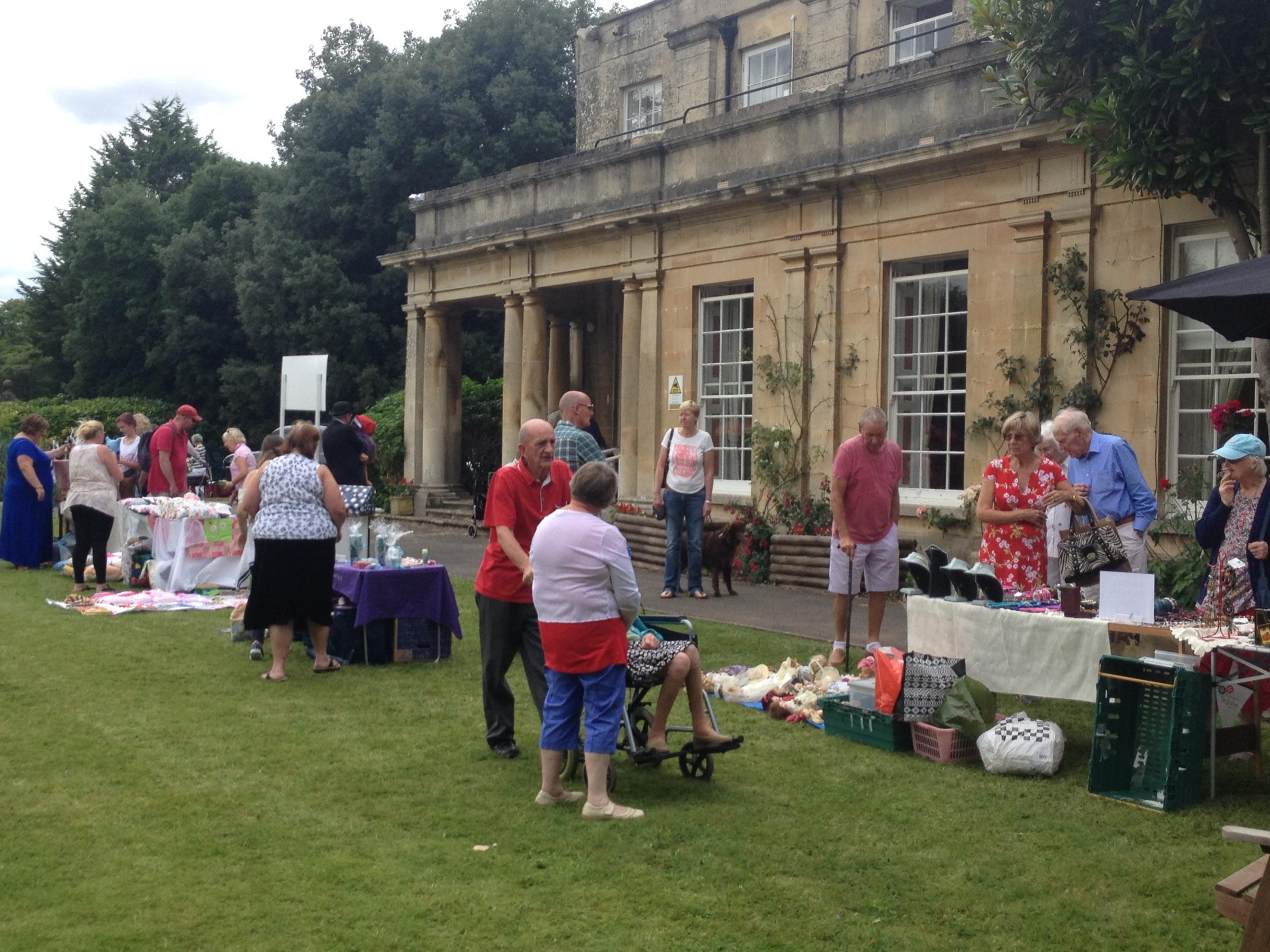Bank Holiday Car Boot & Cakes at Watermoor House