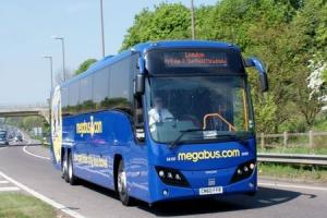 Megabus now operating routes from Cirencester to London
