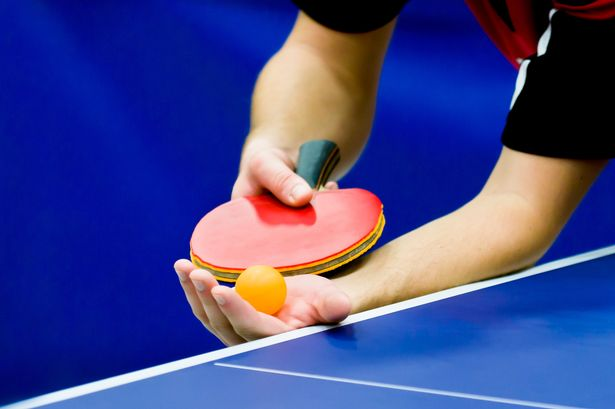 Local table tennis