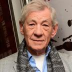 Wilts and Gloucestershire Standard: Sir Ian McKellen went to the Women's March in London with the BEST poster you could imagine