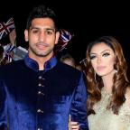 Wilts and Gloucestershire Standard: Amir Khan says 'marriage is brilliant' as he discusses sex tape release
