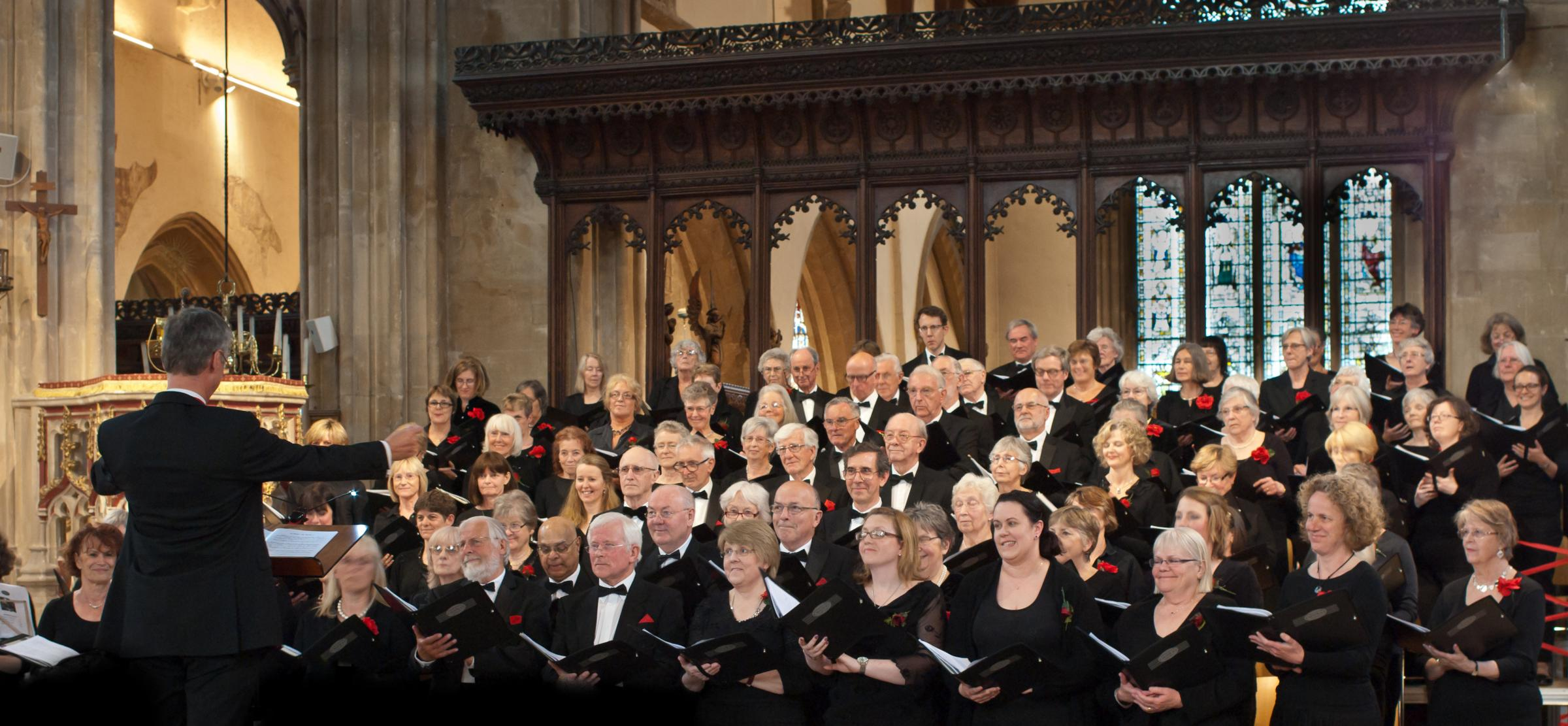 Cirencester Choral Society: Bach's St John Passion