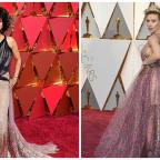 Wilts and Gloucestershire Standard: Scarlett Johansson and Halle Berry both had major hair moments on the Oscars red carpet
