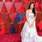 Wilts and Gloucestershire Standard: Auli'i Cravalho battles through Oscars performance despite being hit by flag