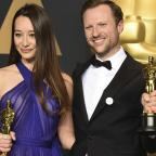 Wilts and Gloucestershire Standard: White Helmets producer describes only British Oscar win as 'bitter-sweet'