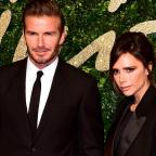Wilts and Gloucestershire Standard: Victoria Beckham got the sweetest Mother's Day cards from daughter Harper