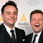 Wilts and Gloucestershire Standard: Ant and Dec fend off tough competition to top Saturday night's TV ratings