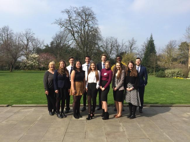 Cirencester College's Debating Society makes it through to national finals of debating competition