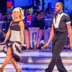 Wilts and Gloucestershire Standard: Ore Oduba posts adorable message about Joanne Clifton as she leaves Strictly