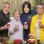 Wilts and Gloucestershire Standard: Bake Off team take a break from filming as tent temperatures reach boiling point
