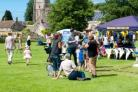 Last year's Northleach Charter Fair and Music Festival