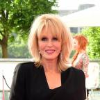 Wilts and Gloucestershire Standard: Joanna Lumley urges people to 'look out for widows' as she backs charity drive