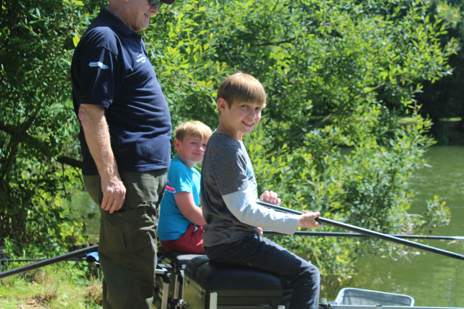 South Cerney Angling Club, Angling Taster Day
