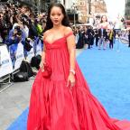 Wilts and Gloucestershire Standard: Rihanna promises 'visually thrilling film' at Valerian premiere