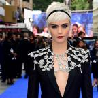 Wilts and Gloucestershire Standard: Cara Delevingne