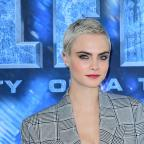 Wilts and Gloucestershire Standard: Cara Delevingne (PA)