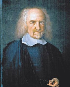 Wilts and Gloucestershire Standard: Thomas Hobbes