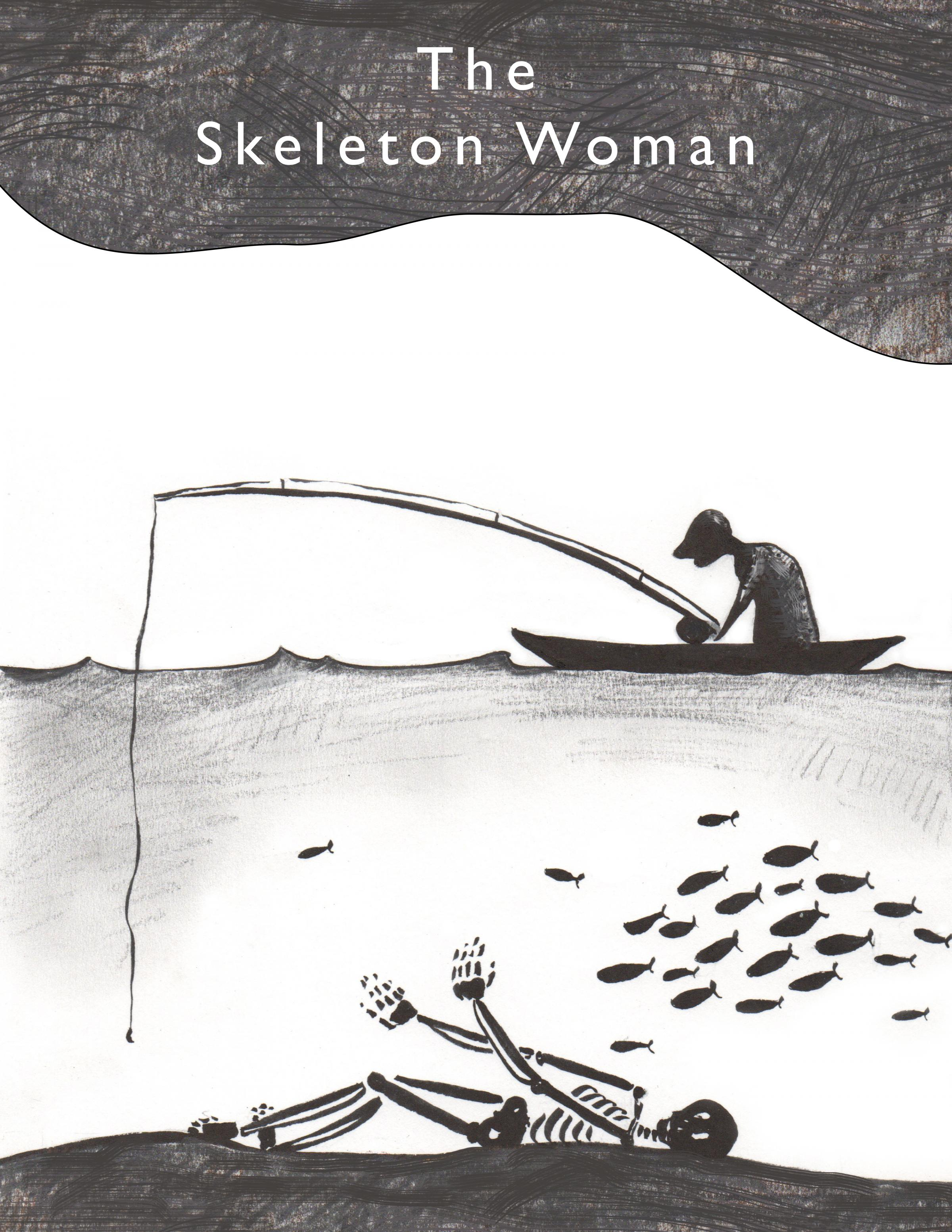 The Skeleton Woman - Isabel Lyster