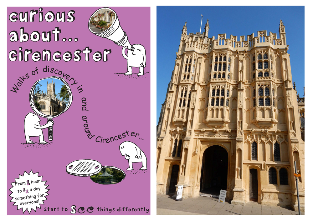 Curious About Cirencester?
