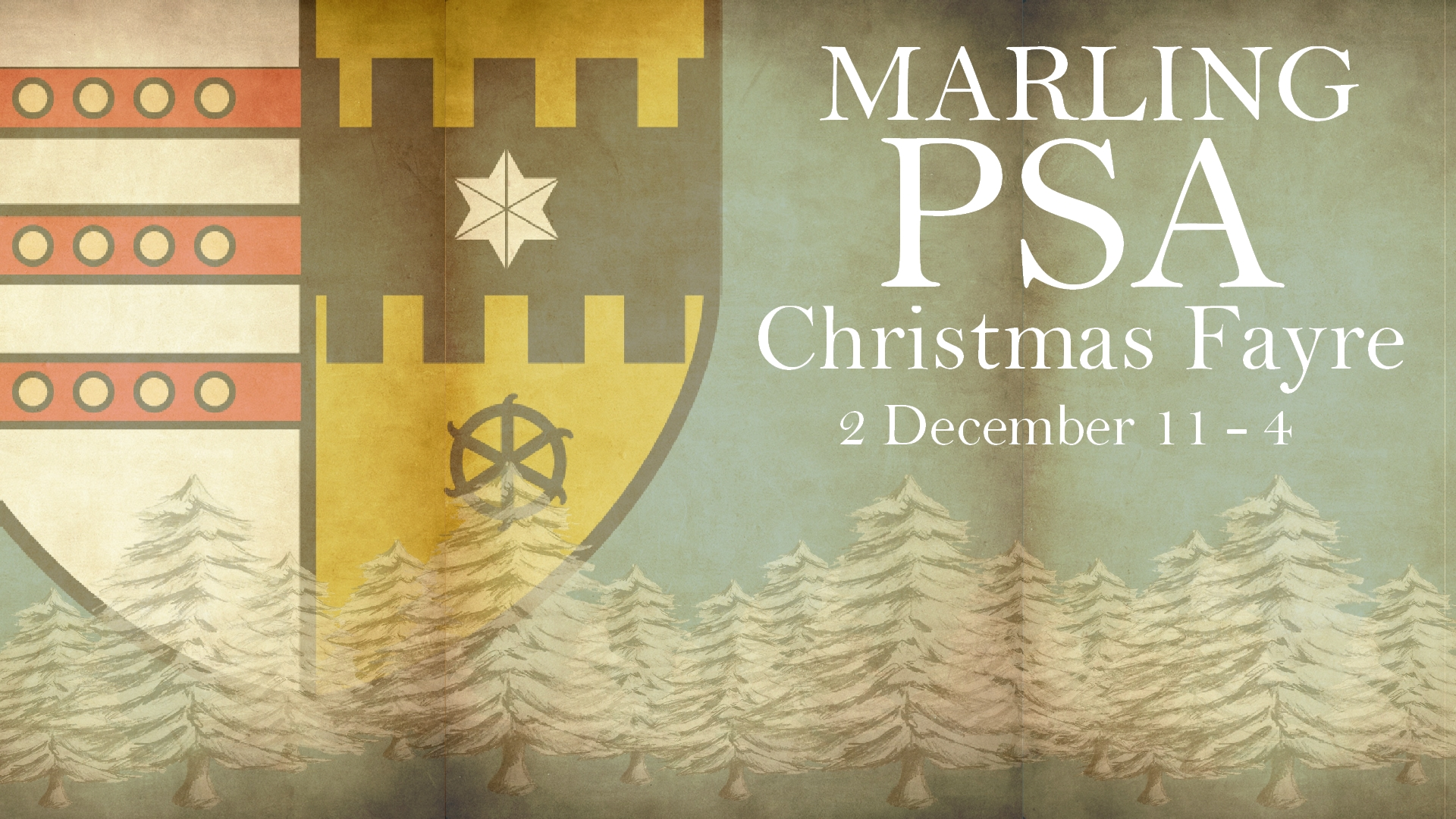 Marling School PSA Christmas Fayre
