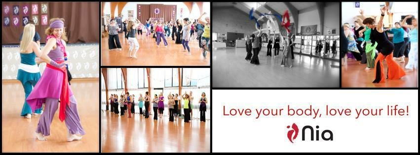 Nia Class - The original barefoot fusion fitness