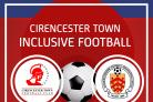 Inclusive football at Cirencester Town FC