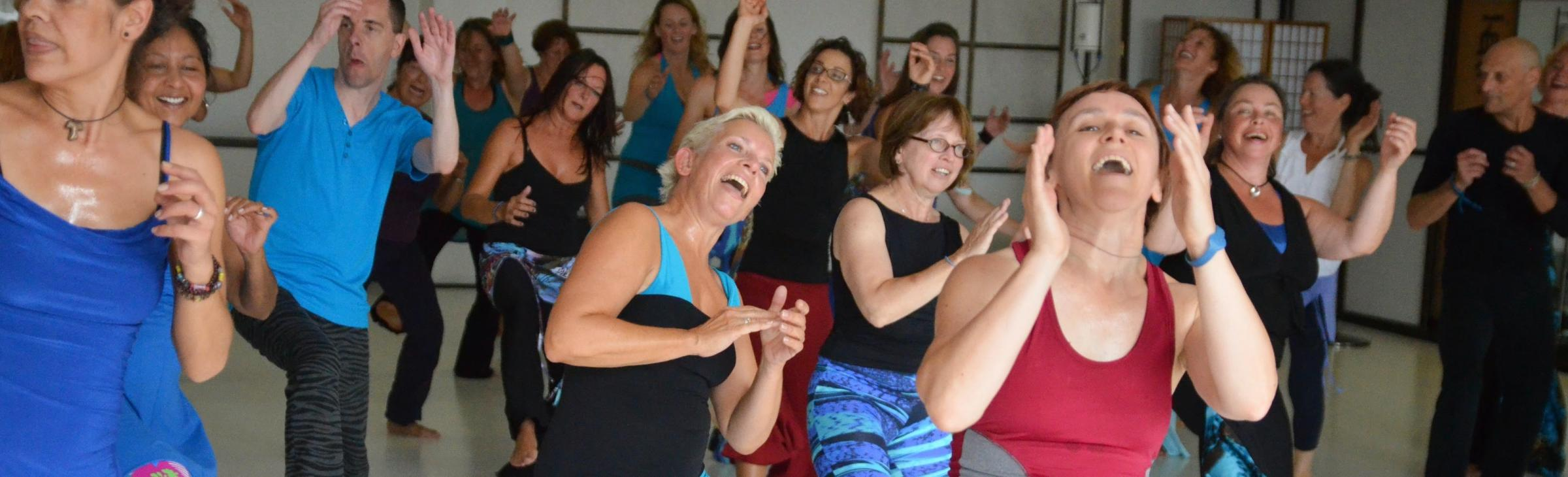 Nia  - Joyful, Holistic Dance-Movement Class for Body and Soul