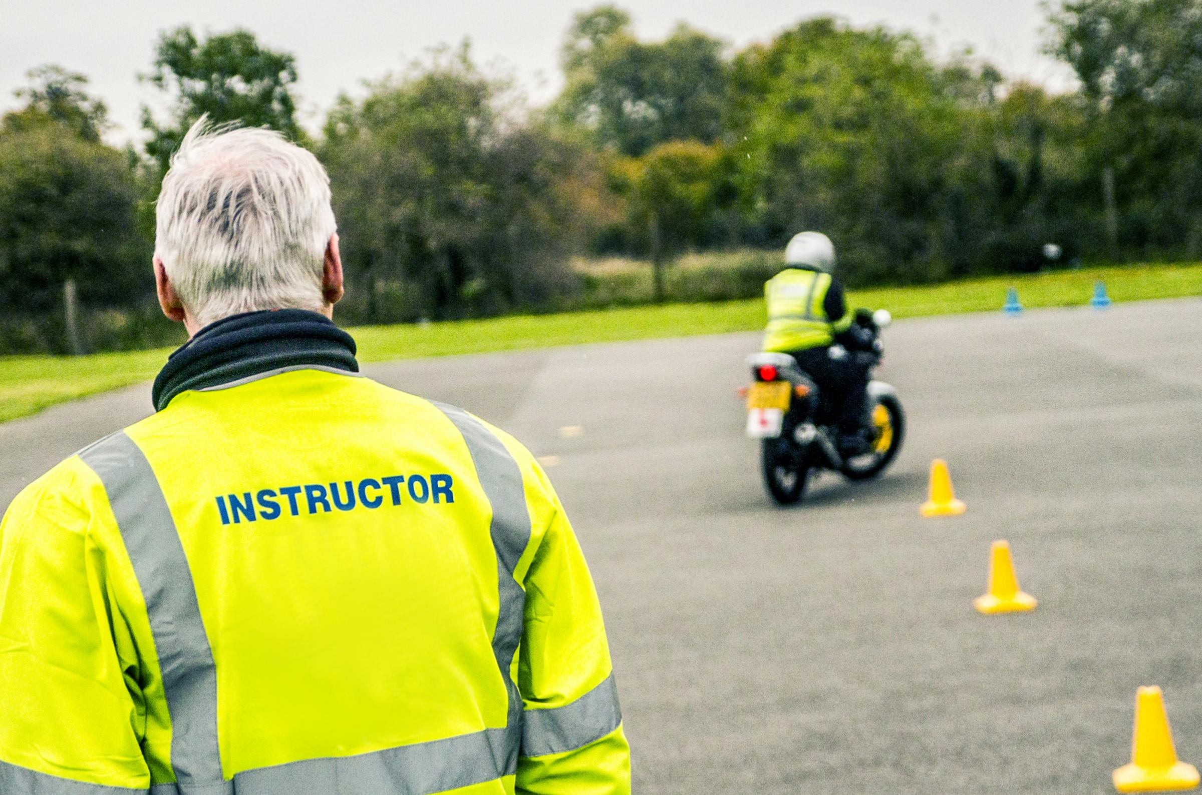 Motor News: Motorcycle training with MCIAC