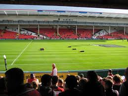 RUGBY: Kingsholm set for £1 million revamp of playing surface
