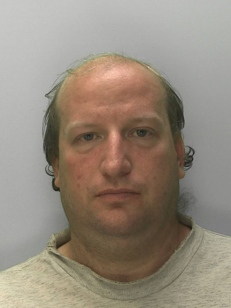 Mark Wixey, 38, from Ampney Crucis