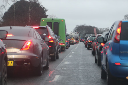 Rush hour traffic updates for the Cotswolds, north Wiltshire and south Gloucestershire