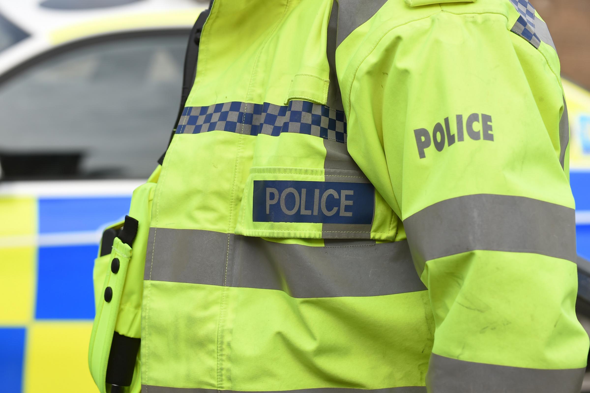 Man, 65, dies in road crash