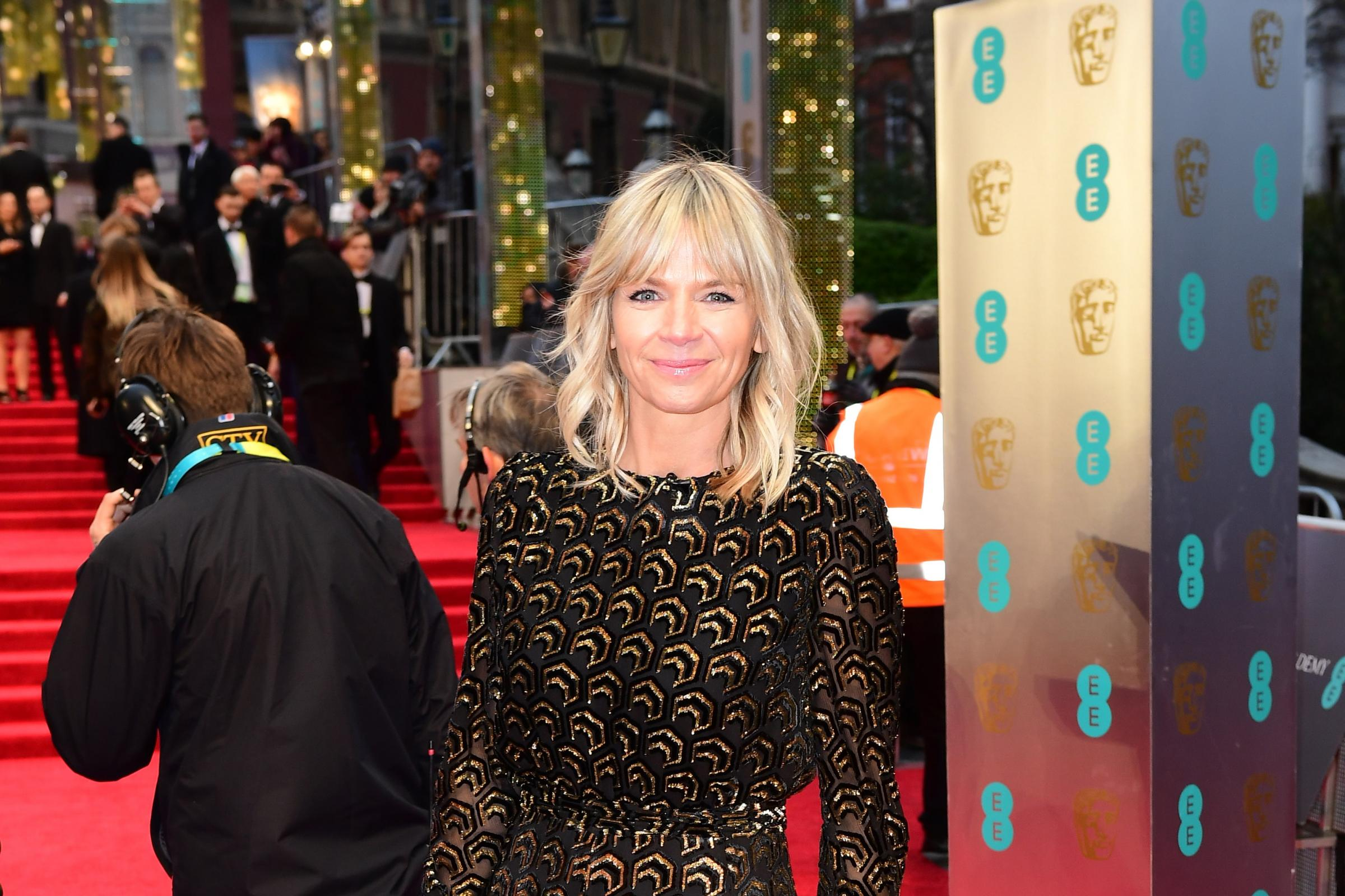 Zoe Ball added more than a quarter of a million weekly listeners to her Saturday afternoon show (Ian West/PA)