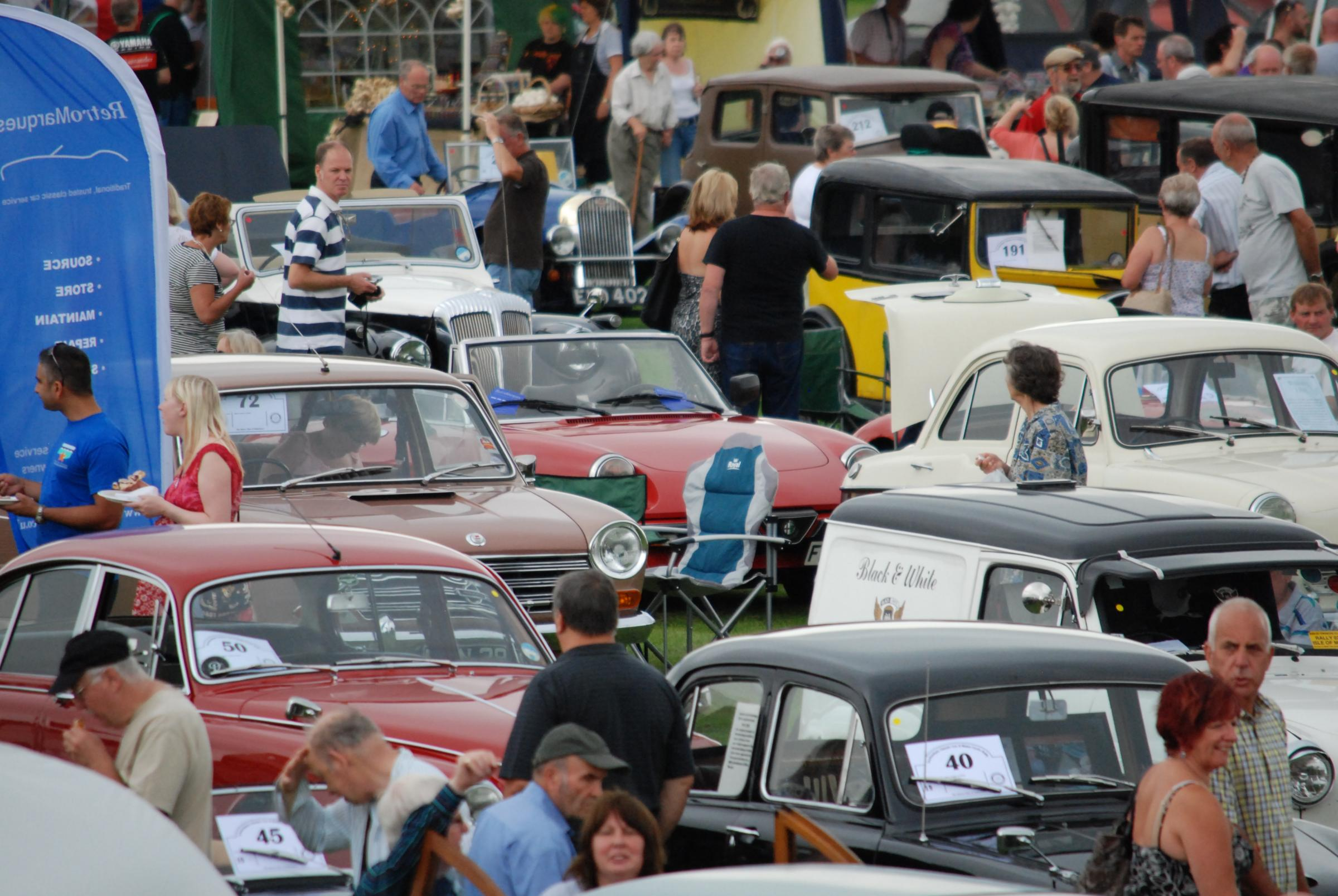 Tewkesbury Classic Vehicle Festival