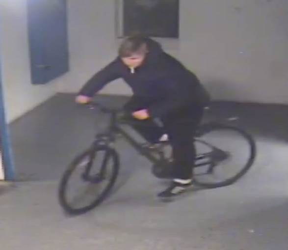 Caught on camera: Do you recognise this man?